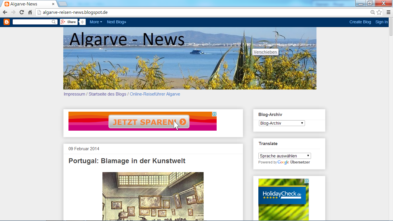 Algarve News