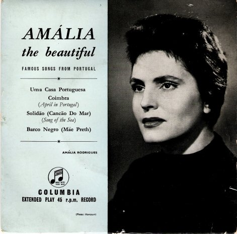Amália EP Cover 1956