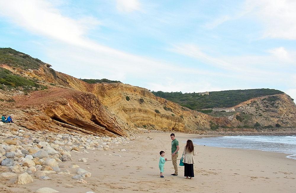 Das Klima der Algarve-Küste ist ganzjährig ausgeglichen