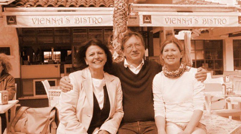 Ein Gast mit Karin und Alexander Müller