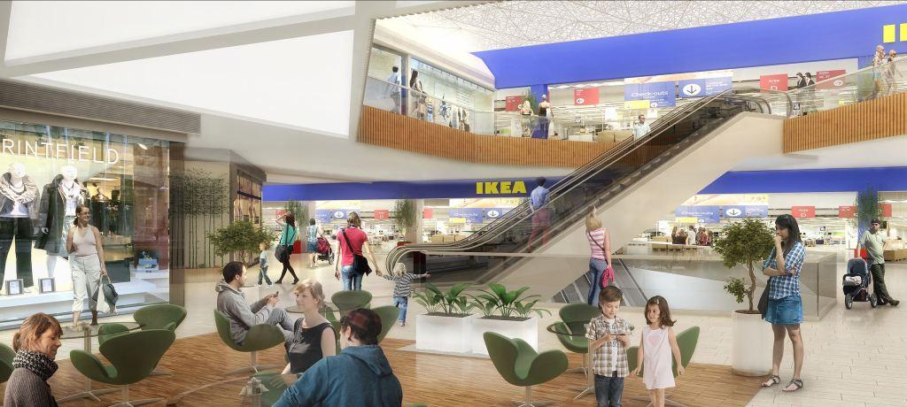 Design Outlet Shopping Center II