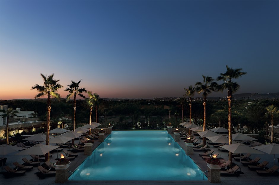 Conrad Algarve_Infinity Pool