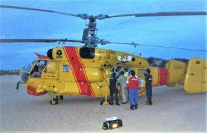 Hubschrauber Lagos