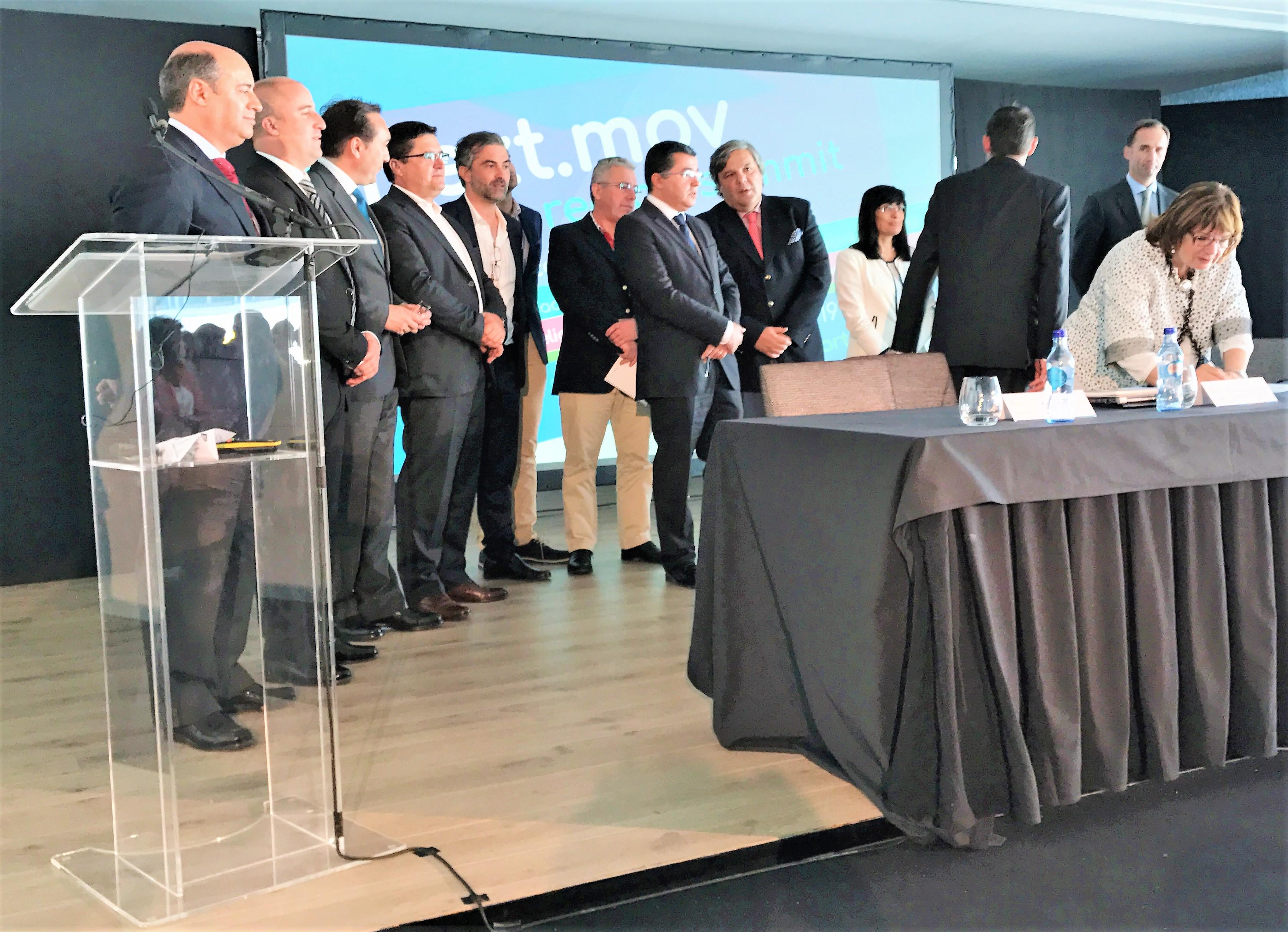 Smart Region Summit 2017 der Algarve, Protokoll über Elektromobilität