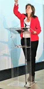 Portugals Tourismus-Staatssekretärin Ana Godinho