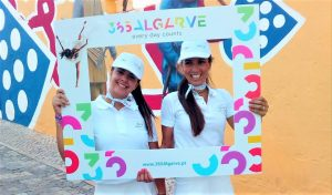 365 Algarve mit Social Media-Aktion