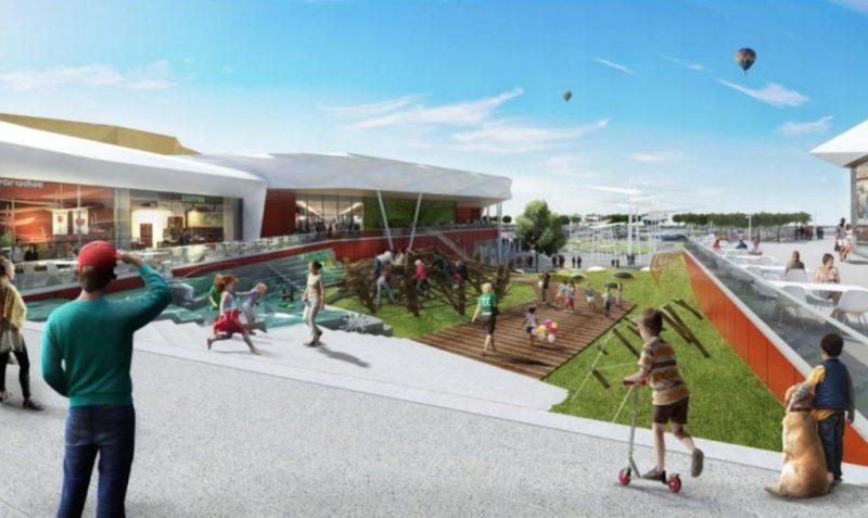 Shopping-Gigant an der Algarve bekommt riesigen Freizeitbereich
