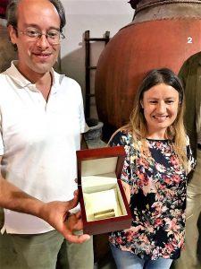 Bio-Wein der Herdade dos Outeiros Altos erhielt Goldenen Korken