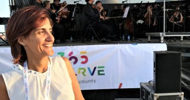365 Algarve Programmmanagerin Dalia Paulo