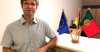 Honorarkonsul Dr. Alexander Rathenau für Algarve und Alentejo