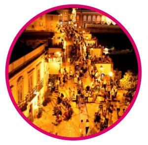 Mittelmeer-Diät mit Algarve-Messe in Tavira