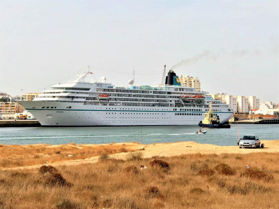Algarve-News über ZDF-Traumschiff MS Amadea an Algarve
