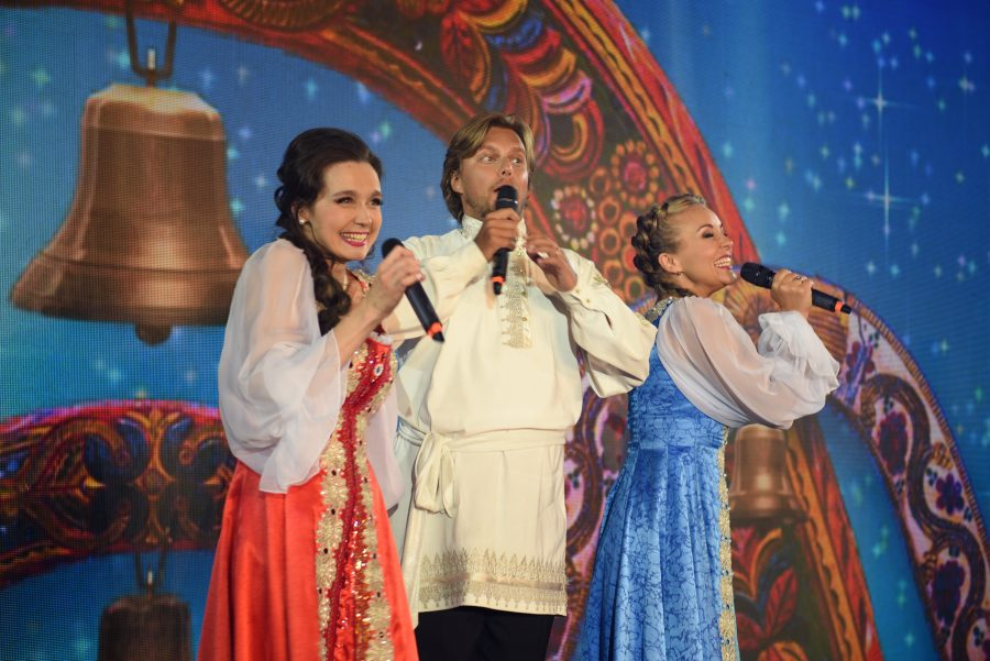 World Travel Awards 2017 in St. Petersburg in Russland