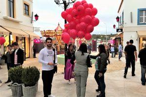 Einkaufsparadies Algarve eröffnet mit Party Designer Outlet