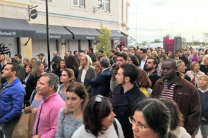 Einkaufsparadies Algarve erlebt Massenandrang im November 2017