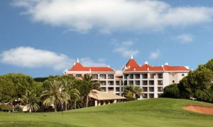 Golf-Destination Hilton Vilamoura as Cascatas bekommt World Golf Award