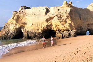 Herbst an der Algarve ist die Zeit fürs Joggen und Walken