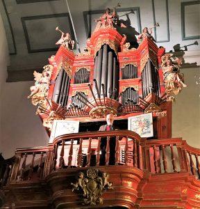 ton Koopman begeistert gefeiert beim Orgelfestival an der Algarve in Faro