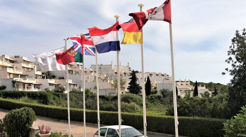 Algarve-Bewohner mit ausländischem Pass stammen aus sehr vielen Ländern