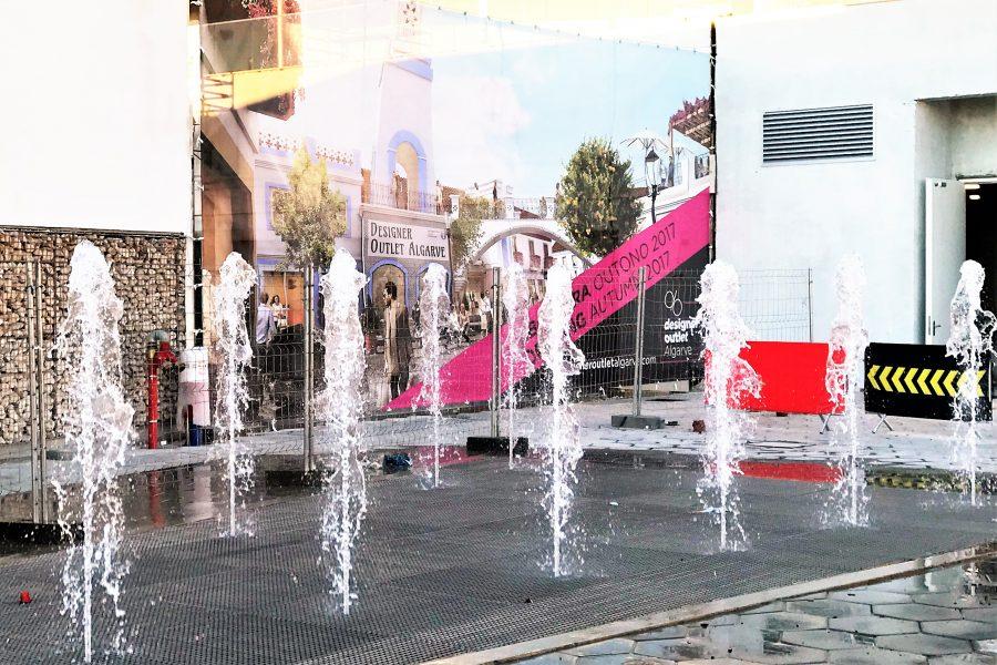 Shopping mit Marken-Mode im Designer Outlet Algarve