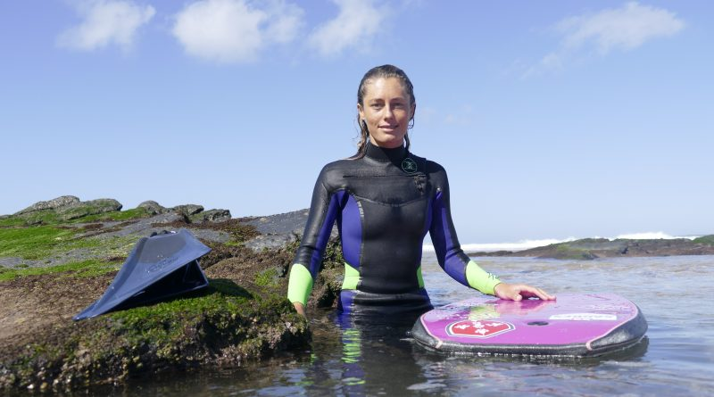 Joana Schenker ist Bodyboard-Weltmeisterin 2017