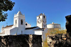 Winter an der Algarve gibt Gelegenheit zum Besuch historischer Stätten