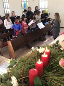 Weihnachten 2017 mit deutschen Gottesdiensten an der Algarve