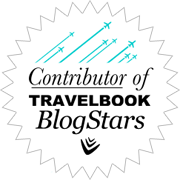 Contributor of Travelbook BlogStars