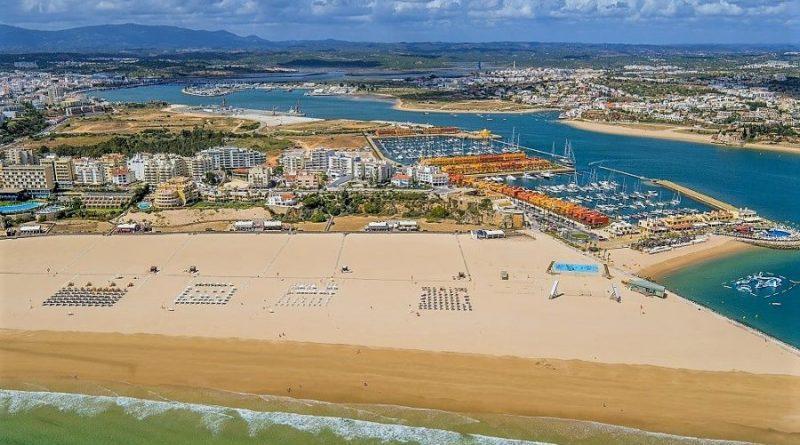 Sportstadt Portimao 2019 Auszeichnung für Algarve-Metropole
