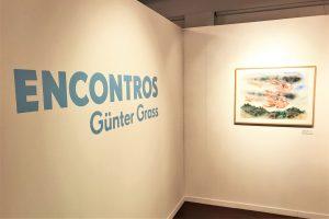 Günter Grass Ausstellung Encontros im Museum von Portimao an der Algarve