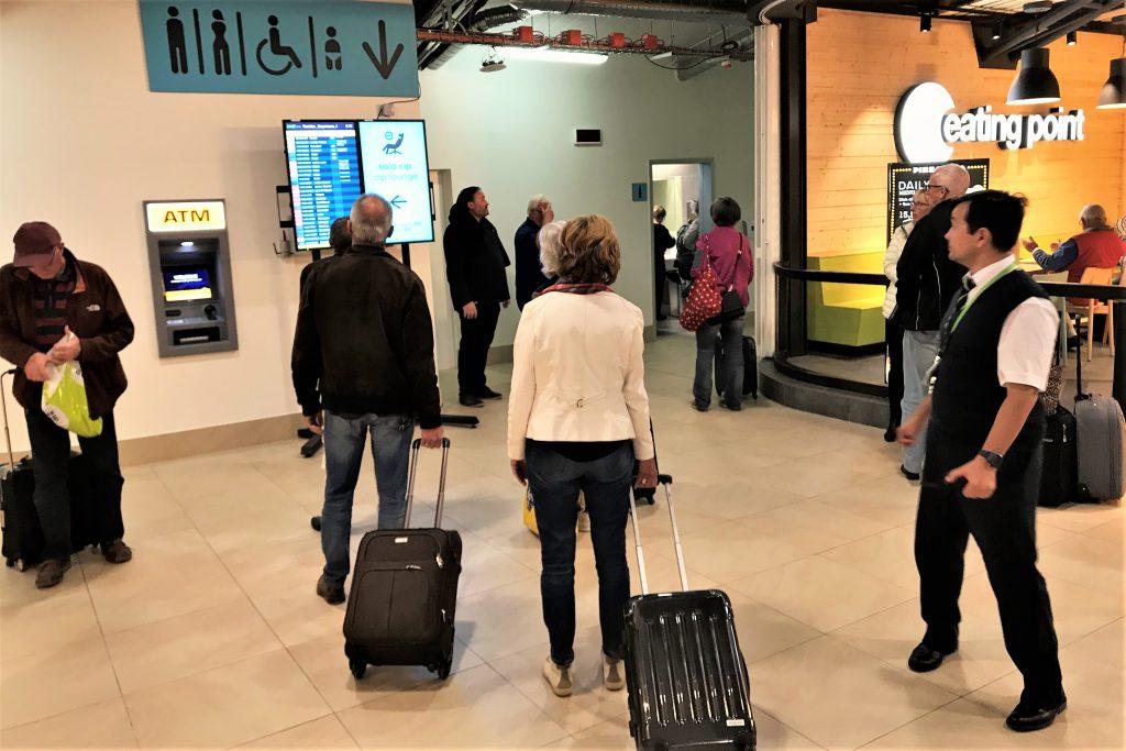 Handgepäck reicht für viele Algarve-Urlauber auf Flügen aus