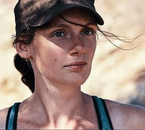 Abenteuer Wandern mit Französin Marie vom Projekt Deux pas a l'autre startete an Algarve