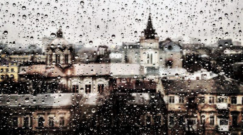 Dürre in Portugal hat dank kräftiger Regenfälle Ende Februar 2018 ein Ende