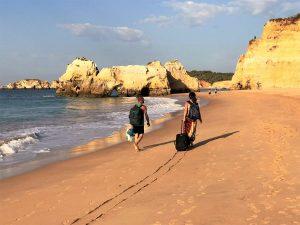 Reisewetter Algarve Entspannen in Ruhe im Herbst