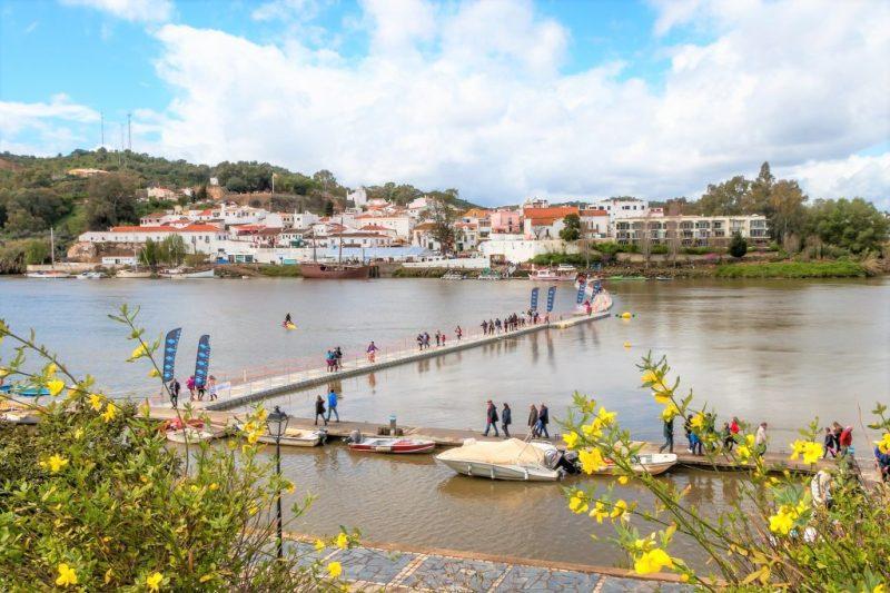 Schmuggel Festival in Alcoutim und Sanlúcar de Guadiana verbindet Algarve und Andalusien