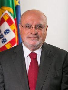 Brandschutz in der Landwirtschaft Portugals durch Minister Luis Capoulas Santos