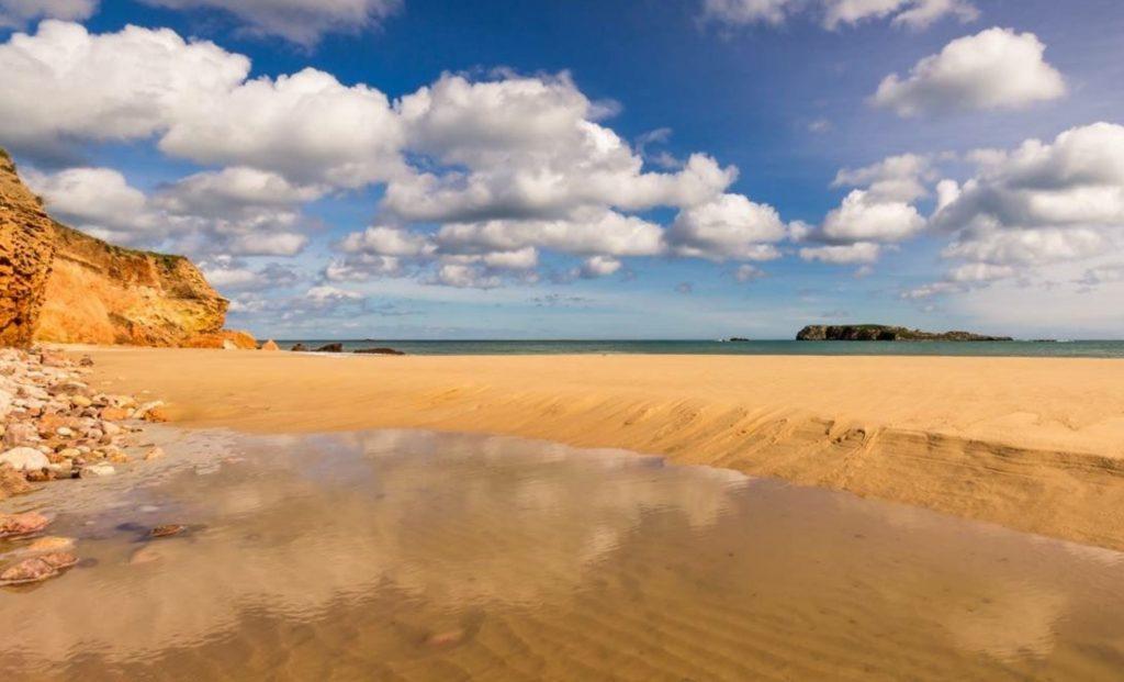 Reisewetter an der Algarve ist ganzjährig mediterran ausgeglichen und sonnig