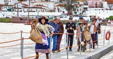 Schmuggel Festival im Algarve Grenzort Alcoutim