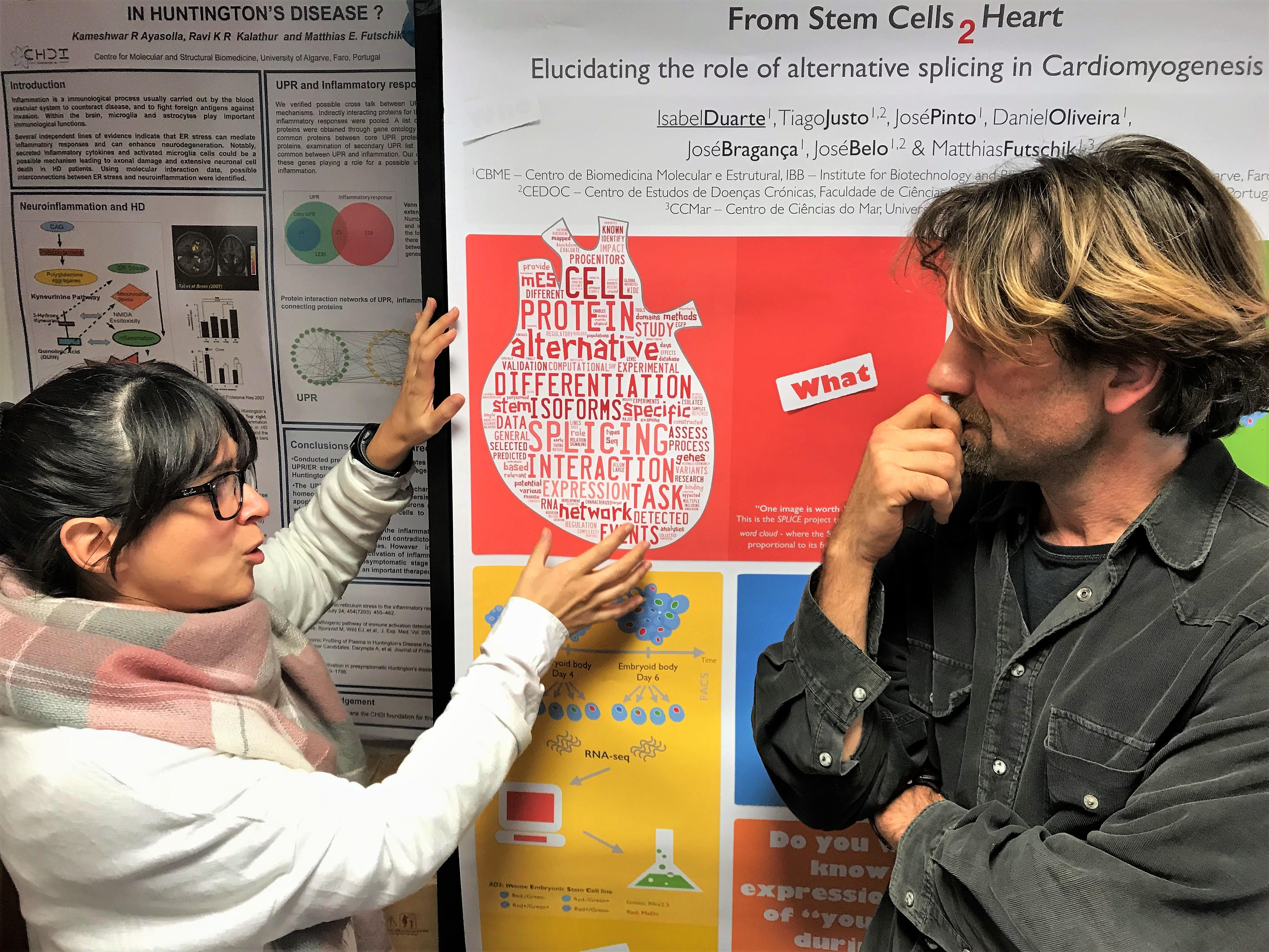 Stammzellen Entwicklung für Herzchirurgie wird unterstützt durch den an der Univeristät der Algarve entwickelten StemMapper