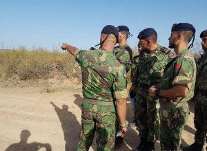 Algarve News über Militäreinsatz beim Brandschutz in Portugal