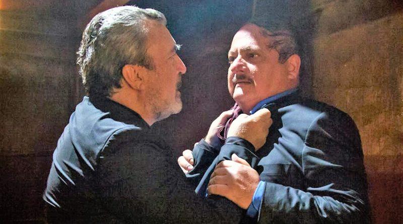 Lissabon Krimis der ARD mit Jürgen Tarrach und Andre Gago