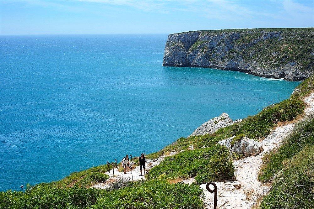 Reisetipps zu besten Reisezeiten und Reisewetter für Wanderer an der Algarve