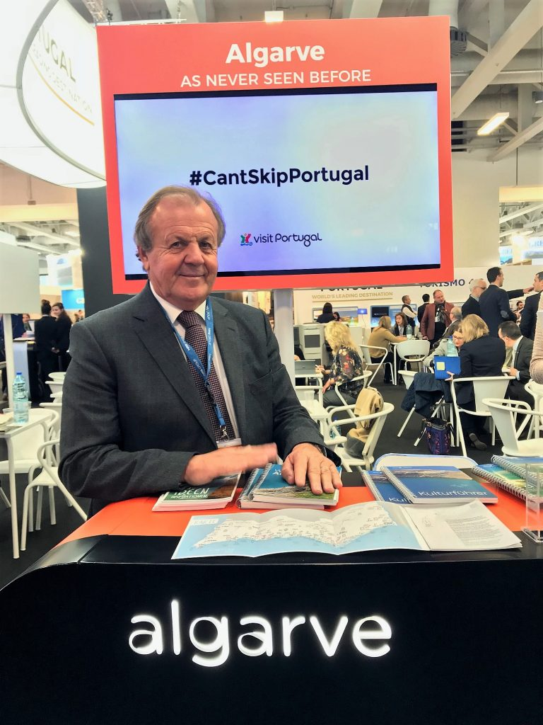 Silva ist der Präsident des Tourismusverbands RTA der Algarve