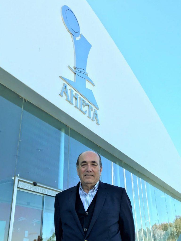 Algarve-Hoteliers sind im Verband AHETA organisiert unter Präsident Eliderico Viegas