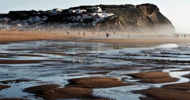 Ölbohrprojekt geplant 45 Kilometer vor der Küste Portugals bei Aljezur