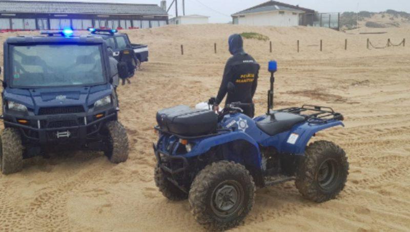 Algarve News Gleitschirm-Flieger aus Österreich ertrinken am Praia do Meco