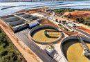Kläranlage in Portimao an der Algarve im April 2018 eingeweiht