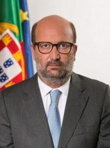Kläranlage in Portimao von Umweltminister João Pedro Matos Fernandes in Betrieb genommen