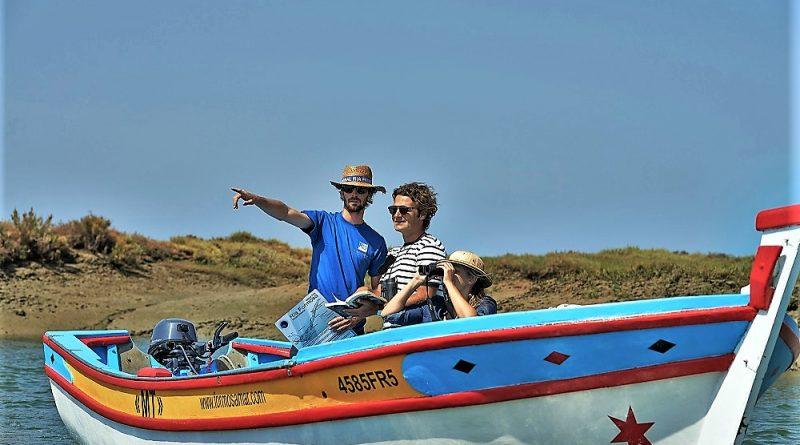 April ist ein idealer Monat für Naturtourismus an der Algarve