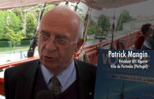 Hermione kam durch UFE-Präsident Patrick Mangin an die Algarve